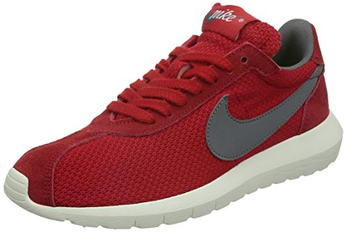 - Nike Womens Roshe LD-1000 Trainers 819843 Sneakers Shoes (US 6.5, Sport red Cool Grey sail Volt 600)