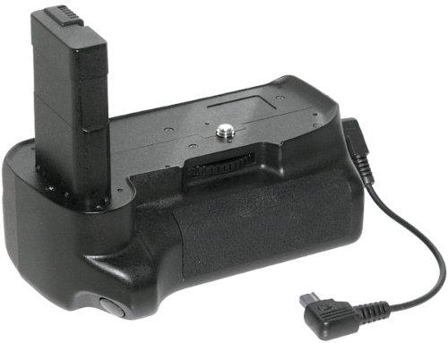 Zeikos Vertical Battery Grip - Zeikos ZE-NBG3100 Power Battery Grip for Nikon D3100, D3200, D3300
