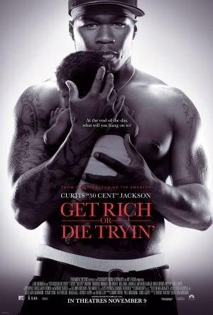 get rich or die tryin the movie