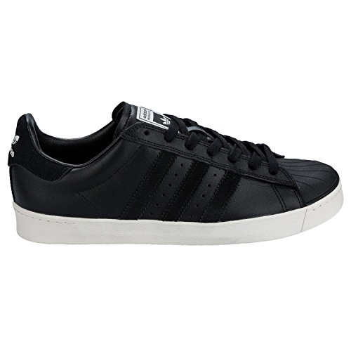 Trainer Superstar Mens von in Vulc Originals 6 Schwarz adidas UK Adv r1cRqfW41