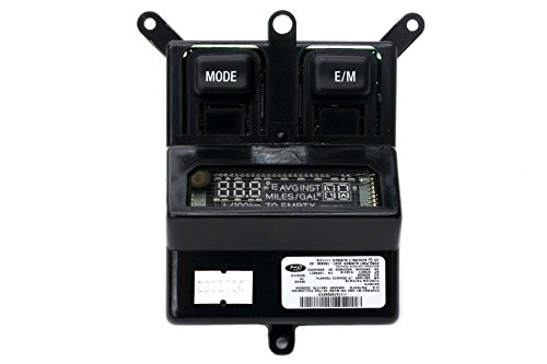 1999-2001 Ford F250 F350 Super Duty Overhead Console Message Center Display OEM - F350 Overhead Console