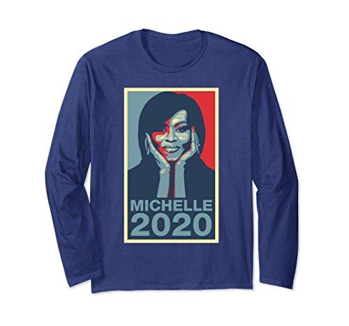 Unisex Michelle Obama for President 2020 XL: - Michelle Obama Clothing