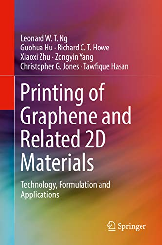 Offset Printing Machinery - Printing of Graphene and Related 2D Materials: Technology, Formulation and Applications