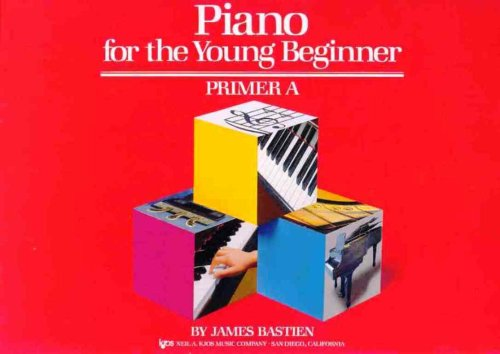 WP230 - Piano for the Young Beginner - Primer A