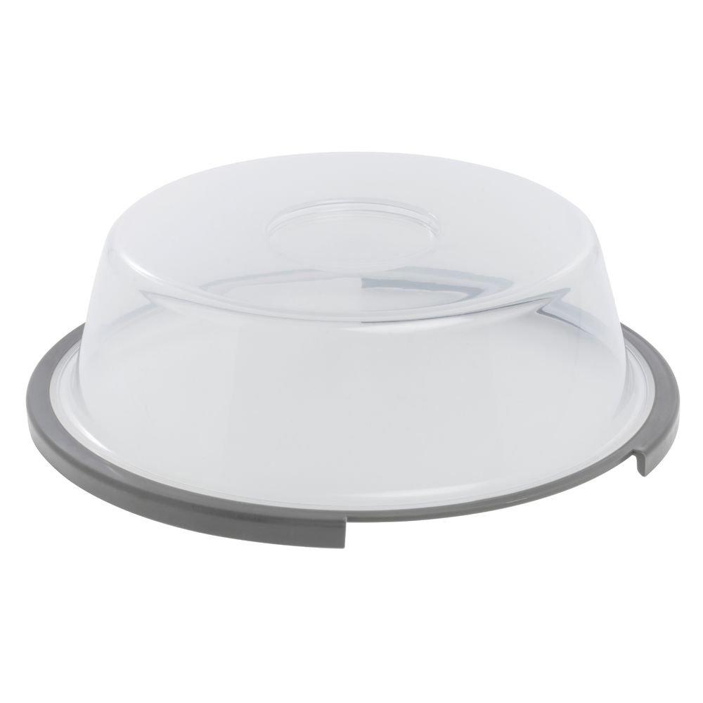 G.ET. Evolution Polyethylene Plate Cover - 10 7/8''L x 10 1/4''W x 3''H