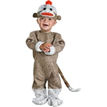 Disguise Inc - Sock Monkey Infant Costume