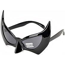 MJ Eyewear Batman Sunglasses Face Mask Catwoman Costume