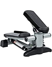 Ultrasport Up-Down-Stepper, Mini Fitness Aleti, LCD Antrenman Bilgisayarı Dahil, Çok Fonksiyonlu Fitness Egzersizleri, Evde Fitness Egzersizleri, Bacak ve Kalça Antrenmanları için Swingstepper , Aşınmaya Dayanıklı
