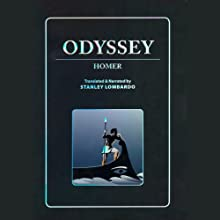 Odyssey Audiobook by  Homer, Stanley Lombardo - translator Narrated by Stanley Lombardo, Susan Sarandon - introduction