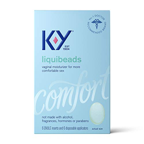 Personal Lubricant K-Y Liquibeads