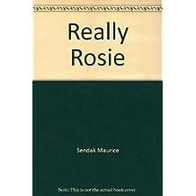Maurice Sendak's Really Rosie/Cassette