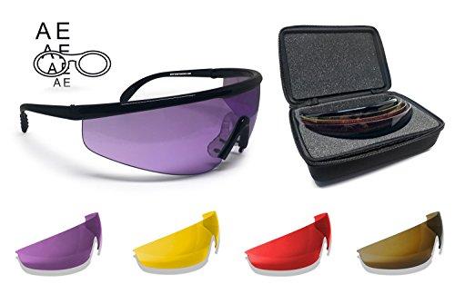 Bertoni Shooting Glasses 4
