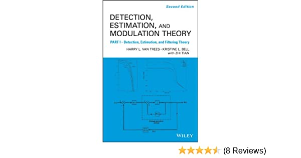 Detection Estimation and Modulation Theory, Detection, Estimation, and Filtering Theory