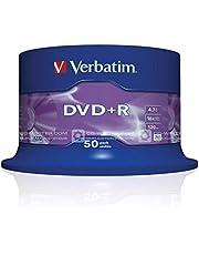 Verbatim DVD onbewerkt Spindel. 50 Stuk Niet-specified.