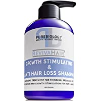 Hair Growth Stimulating Shampoo (Unisex) with Biotin, Keratin & Breakthrough Anti Hair Loss Complex