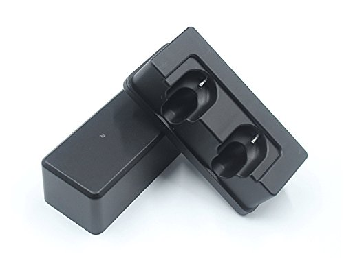 X1T Wireless Earbuds charger box case station,with 1500MAH lithium battery,can do a emergency power bank for cellphone(Black)
