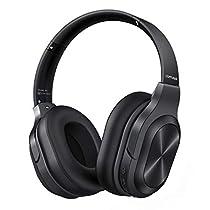 【進化版 Bluetooth5.0 & 30時間連続再生】 Bluetooth ヘッドホン 高音質 低音強化 密閉型 V5.0 ワイヤレス ヘッドセット 折り畳み式 軽量 マイク付き ハンズフリー通話可能 3.5mm オーディオ 有線/無線兼用 ノイズキャンセリング EQコントローラーを搭載 SDカードスロット搭載 FMラジオ対応可能