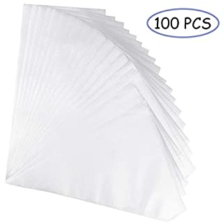 DANIVE Piping Bags, 100 PCS 12 Inch Pastry Bags, Disposable Icing Bags for DIY, Cupcakes, Cookies, Candy, Decorating Supplies, Decorating Tool