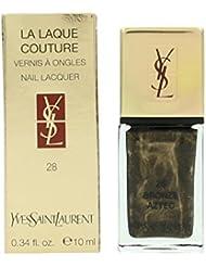 Yves Saint Laurent LA LAQUE COUTURE Nail Lacquer 28 Bronze Aztec 0.34 oz by Yves Saint Laurent