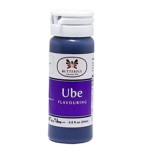 Ube Purple Yam Flavoring Extract by Butterfly 1