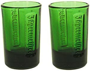 Amazon.com: Jagermeister Chupito Verde 2pk: Kitchen & Dining