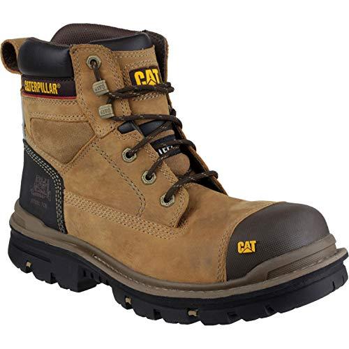 Protección De Beige Cat Zapatos S3 6 Unisex Gravel Footwear q1w7Y1HO