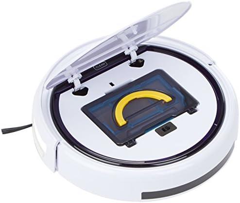 MEDION MD 16192 aspiradora robotizada Sin Bolsa Negro 0,3 L ...