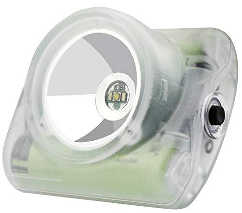 Wisdom Model 4A Cordless Hard Hat Mine Light w/Accessory Bundle -