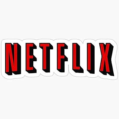 WillettaStore Netflix - Pegatinas (3 unidades): Amazon.es: Hogar