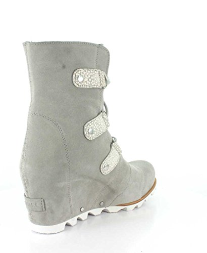 SOREL Damen Joan Of Arctic Wedge Mid Taube / Weiß