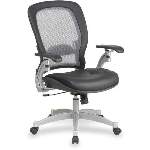 OSP3680 - Office Star Space 3000 Professional Air Grid Back Managerial Mid-Back Chair by Office Star