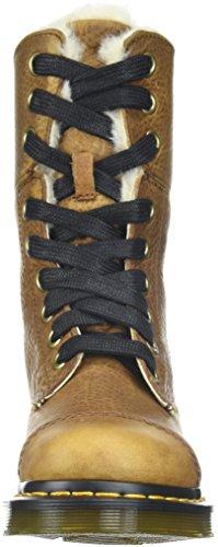 Boot tan Fashion Women's FL Aimilita grizzly Dr Martens 7wXqT