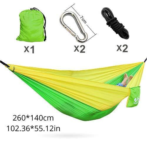 Shoppy Star Tent Camping Hammock Ultralight Outdoor Portable Hammock Awning Hanging Portable Camping Hammock Tent: 04