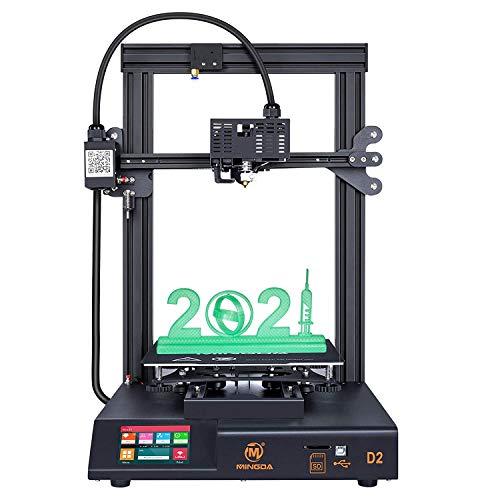 MINGDA D2 3D Printer – FDM 3D Printing Machine with Dual Z, Direct Drive Extruder, Build Plate: 230x230x260mm, Silent 32…