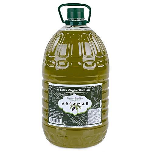 Extra vierge olijfolie Vroege extractie verkregen uit de eerste koude persing van de voortreffelijke Picual-variëteit…
