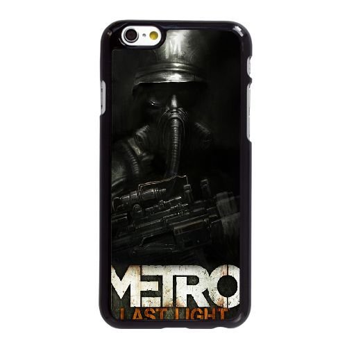 Metro Last Light FB22PT2 coque iPhone 6 6S 4,7 pouces de mobile cas coque W7XS4B2WP