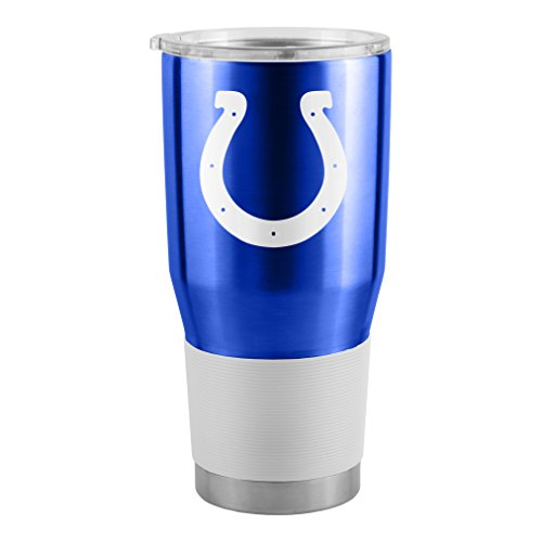 Indianapolis Colts Nfl Tumbler (NFL Indianapolis Colts Ultra Tumbler, 30-ounce)