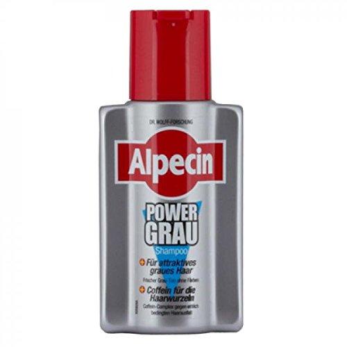 Alpecin Power Grau Shampoo -200 ml -