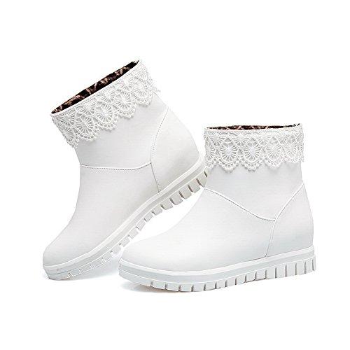 35 White da Stivali Bianco Neve ANDku01794 Donna nY4U7qwzv