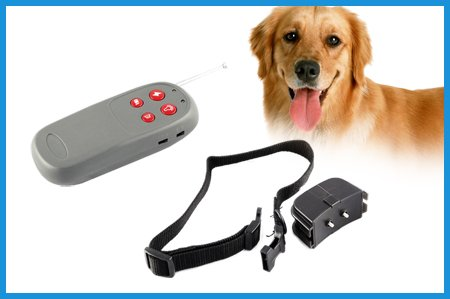 ATC Electric SHOCKandVIBRA REMOTE DOG TRAINING COLLAR Trainer, My Pet Supplies