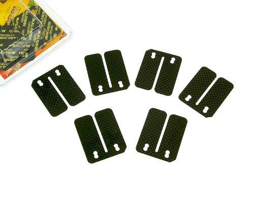 Zylinderkit MALOSSI Carbon Membran Teller: Amazon.de: Auto