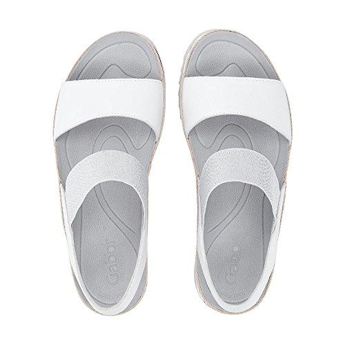 Cómodo y barato en línea Gabor 83.727.21 Tamaño 41 Blanco (blanco) Compras Mejor venta en línea Venta barata en línea wr7cVVMx3