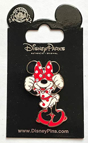 Disney Pin 126171 Minnie Mouse - Rocking the Dots Pin]()