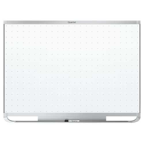 Quartet Prestige 2 Total Erase Magnetic Whiteboard, 8 x 4 Feet, Silver Aluminum Frame (TEM548A) by Quartet