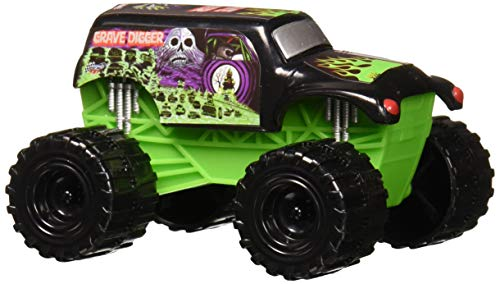 Monster Jam Grave Digger Truck Cake Topper (Monster Jam Grave Digger Birthday)