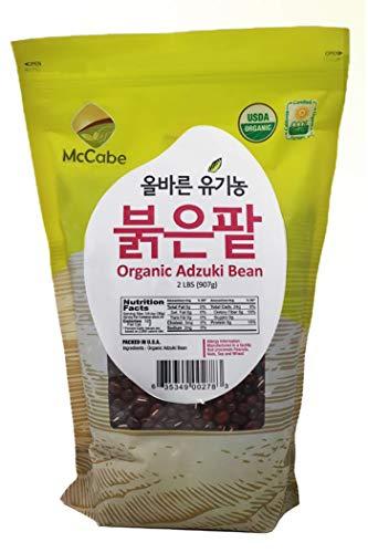 McCabe Organic Adzuki Bean, 2-Pound