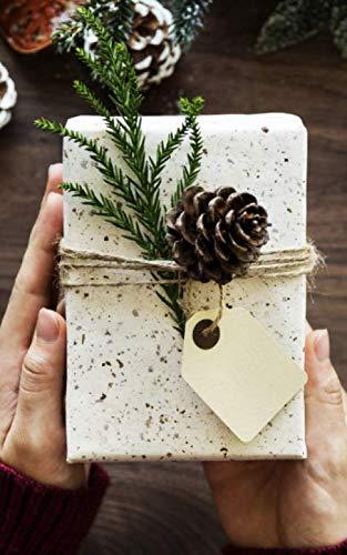Notebook: Present List Christmas Xmas Decorations Tree Santa Claus Nativity 5