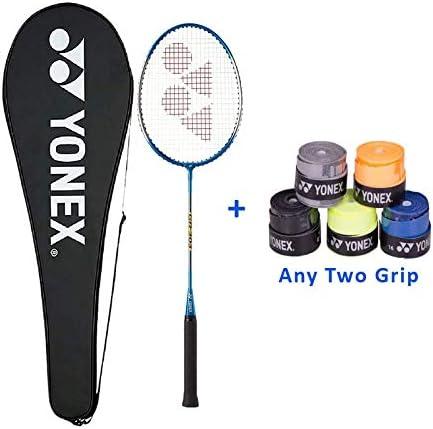 Yonex GR303 Strung Badminton Racquet with Grip Badminton Complete Sets