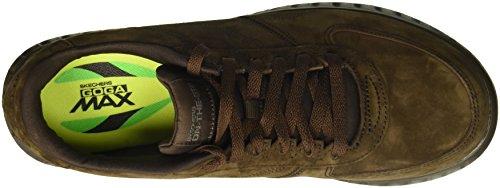 Skechers Hommes Glissent-enrichissent Sneaker Chocolat
