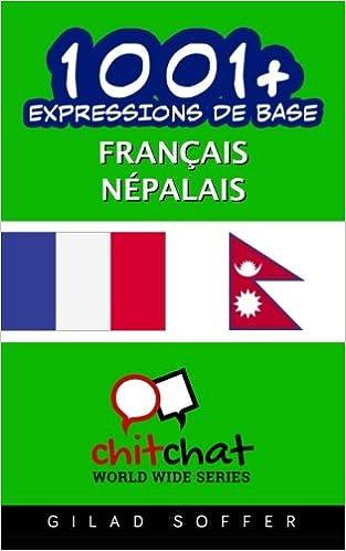 1001+ Expressions de Base Français - Népalais